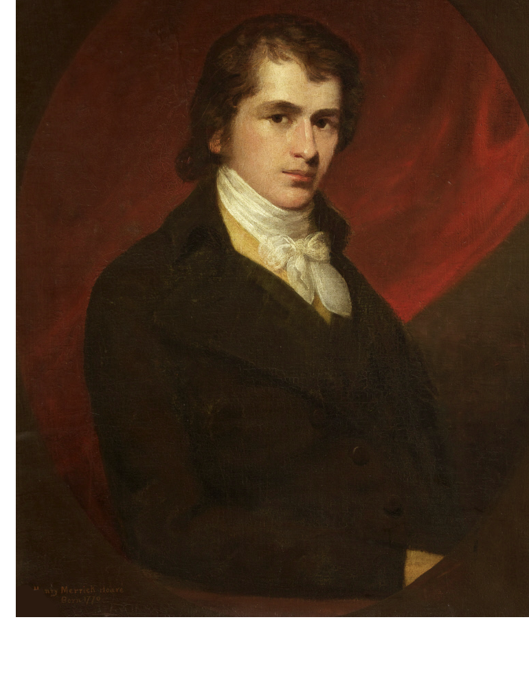 Henry Merrik Hoare by Woodforde