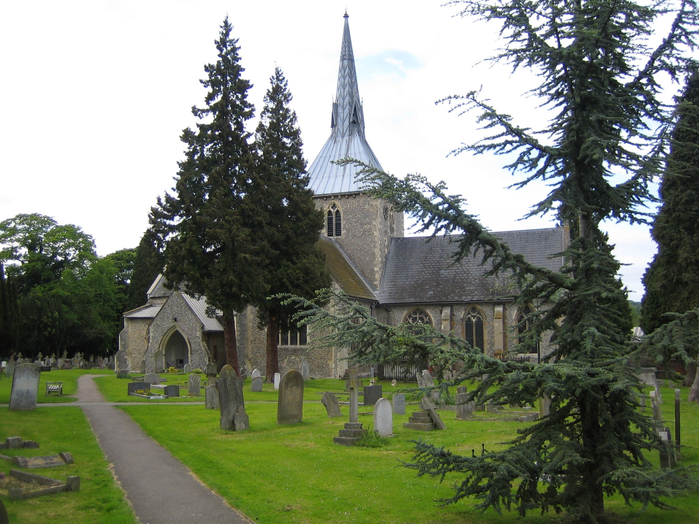 St Helens Church, Wheathampstead