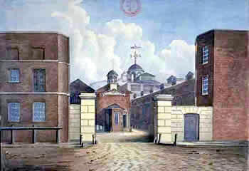 Anchor Brewery by G Yates in 1826