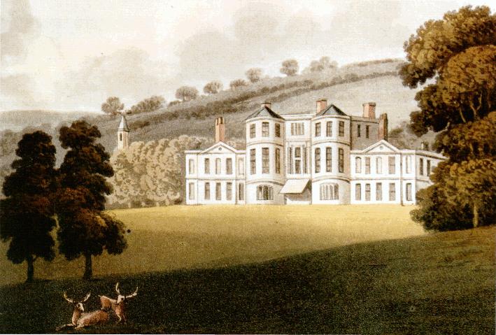 Brynbella rear facade