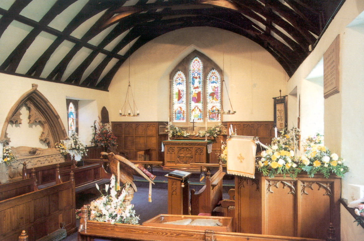 Church of Corpus Christi Lychgate, Tremeirchion