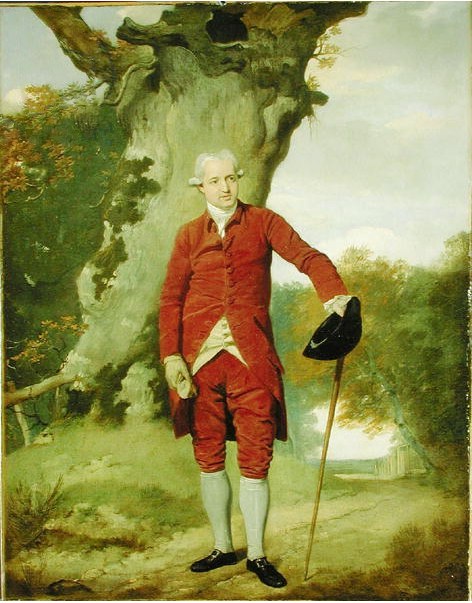 Henry Thrale c.1770-1780 by Francis Wheatley. Yale Centre for British Art
