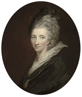 Hester Lynch Thrale in 1781