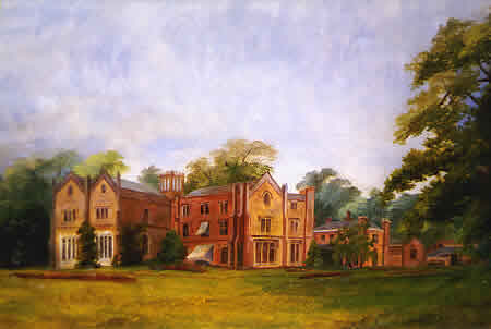 Offley Place. Date not known.