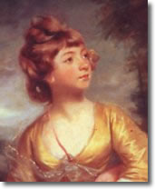 Hester Maria Thrale in 1781 by Sir Joshua Reynolds
