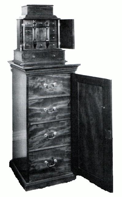 Queeney's cabinet