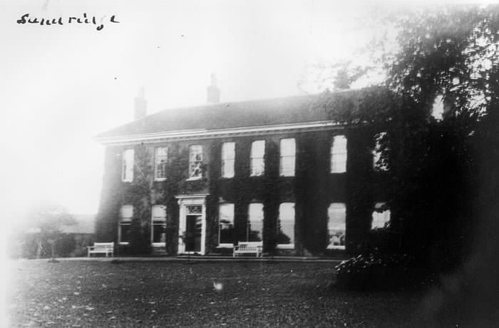 Sandridgebury in 1905