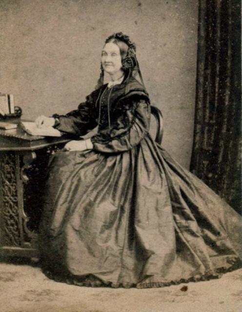 Sarah Thrale 1805-1884
