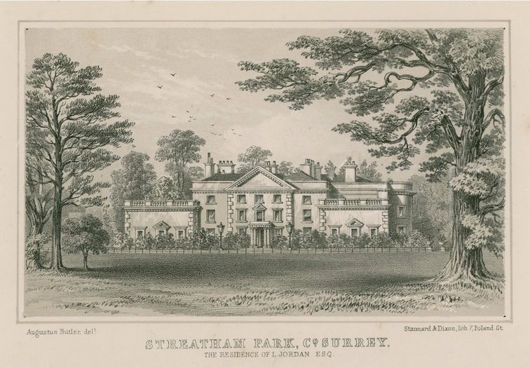Streatham Park by Augustus Butler