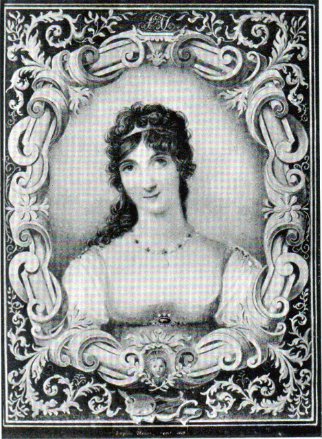 Portrait of Susannah Arabella Thrale