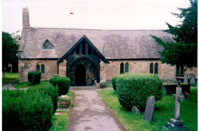 Church of Corpus Christi, Tremeirchion 2001