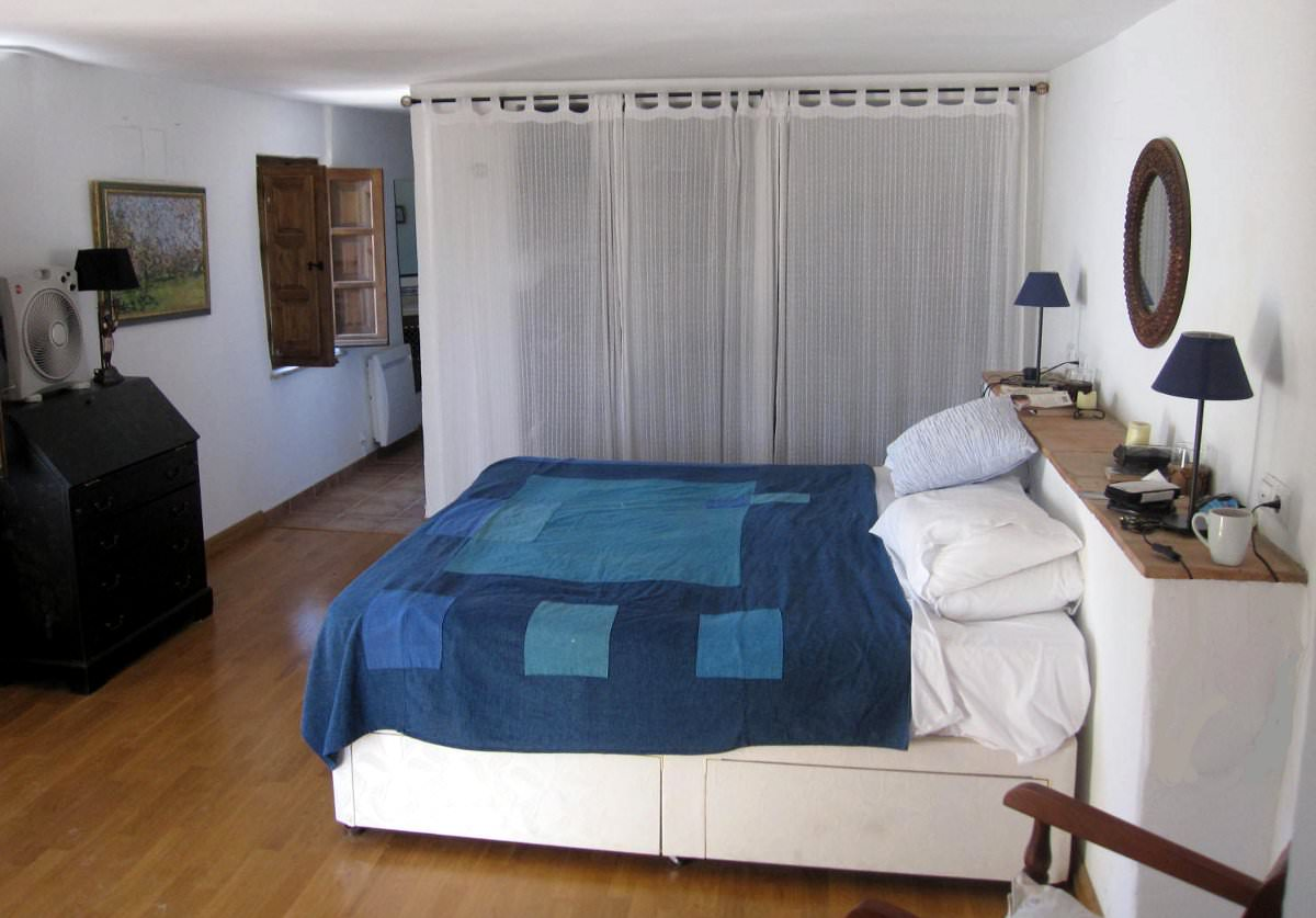 Case Magdalena master bedroom