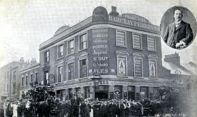 Barclay Perkins pub, Park Street, London