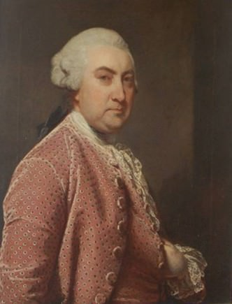 Edwin Sandys, 2nd Baron Sandys by Sir Joshua Reynolds