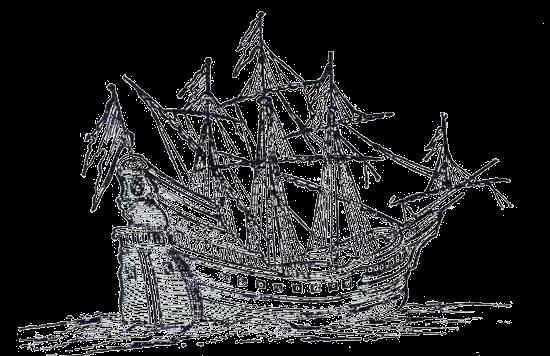 Mary and John ship