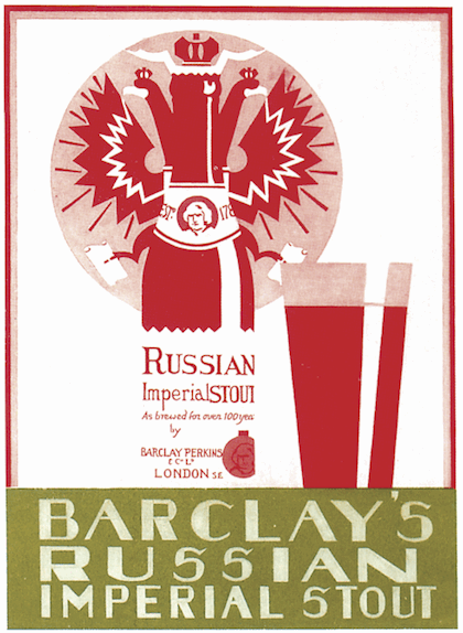 Russian Stout poster