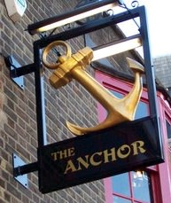 The Anchor, Bankside