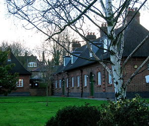 Thrale almshouses 1930 onwards, 27 Polworth Road