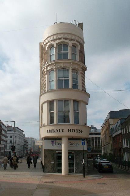 Thrale House, Thrale Street